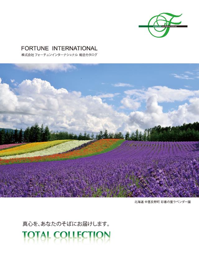 2016年版 フォーチュン総合カタログ