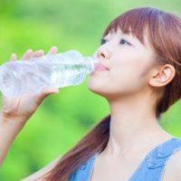 水の適量摂取で痩せ体質に